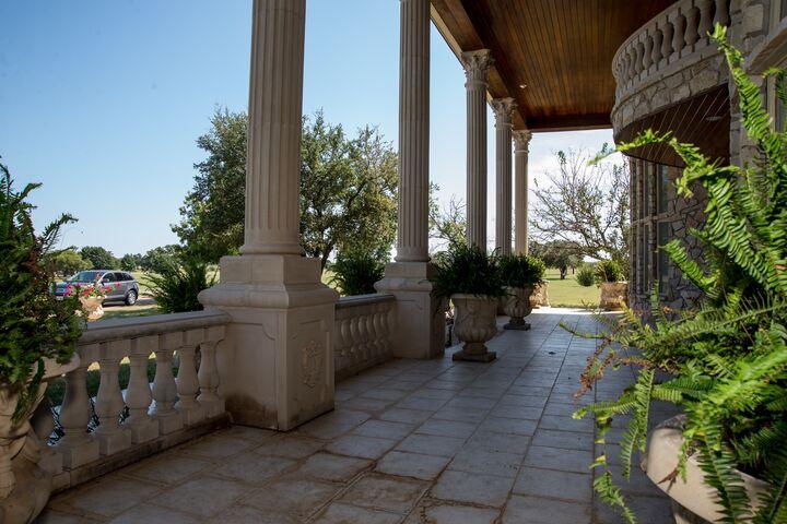 Southern Bliss Villa Reception Venues Nocona Tx