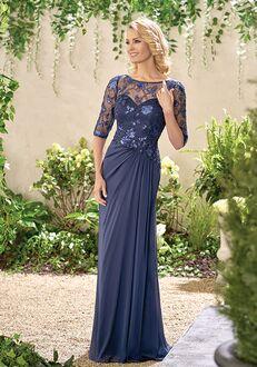 Jade J195016 Blue Mother Of The Bride Dress