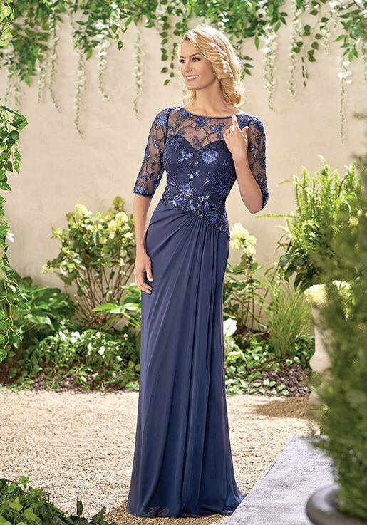 8288bc8db36 Jade J195016 Mother Of The Bride Dress - The Knot