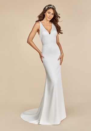 Moonlight Tango T884 Mermaid Wedding Dress