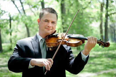 Adam Vaubel, Violinist