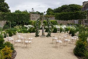 Borris House Intimate Garden Ceremony