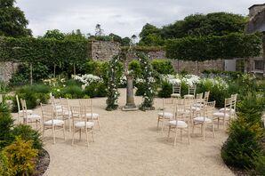 Borris House Intimate Garden Ceremony