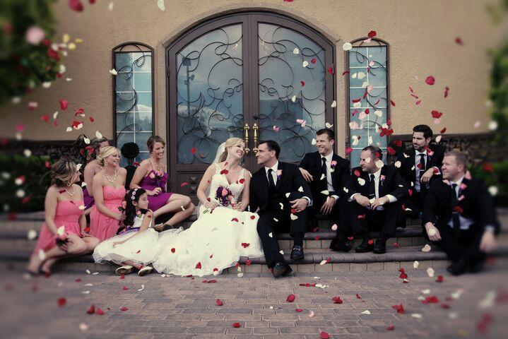 Wedding Photography Las Vegas Nevada: Chapel Of The Flowers