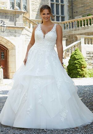 Morilee by Madeline Gardner/Julietta Sharona 3284 Ball Gown Wedding Dress