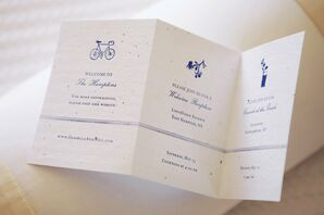 Fold Out Invitations