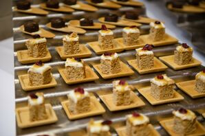 Spice Cake Squares