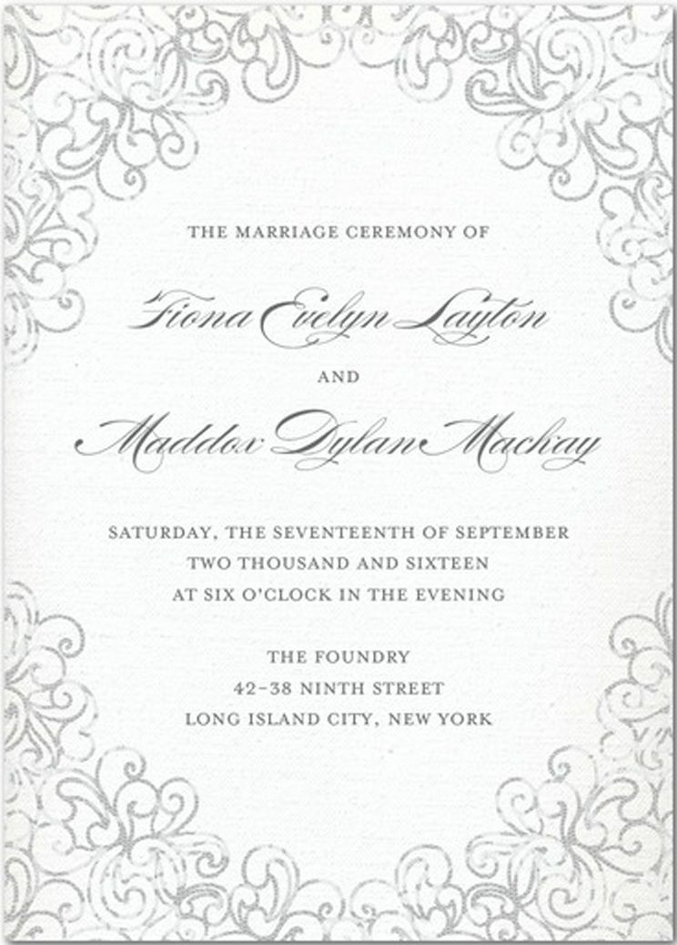wedding ceremony programs what do you include in a ceremony program