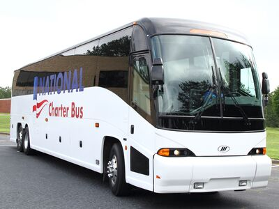 National Charter Bus Austin