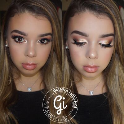 Gianna Fiorenze Makeup