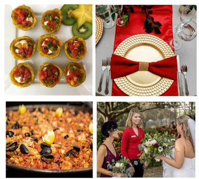 Catering By Robert / Event Concepts . FL