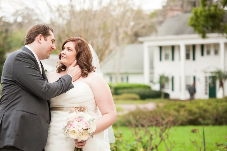 A Vintage Chic Wedding in Florida