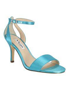 Nina Bridal Venetia_Cielo-Satin Black, Blue, Ivory, Pink, Silver, Champagne Shoe