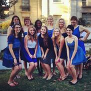 Claremont, CA A Cappella Group | Women's Blue and White