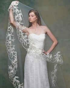 Blossom Veils & Accessories BV1566 Ivory Veil