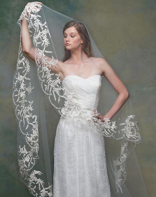 Blossom Veils & Accessories BV1566 Ivory Veil