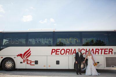 Peoria Charter Coach