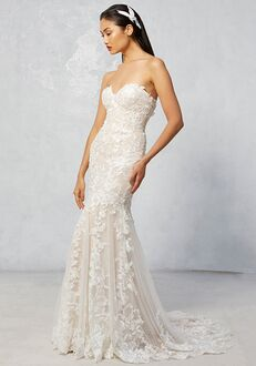 Ivy & Aster Raven Mermaid Wedding Dress