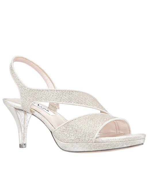 Nina Bridal Nasreen_Champagne/Gold Gold, Champagne Shoe