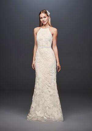 cba4f1ac0f19 Sheath Wedding Dresses | The Knot