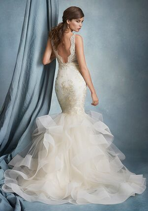 Tara Keely by Lazaro 2608 Mermaid Wedding Dress
