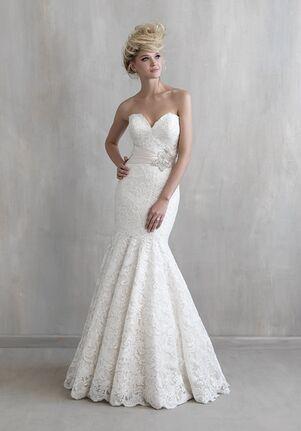 Madison James MJ205 Mermaid Wedding Dress