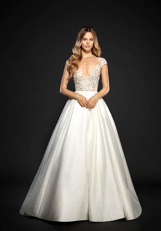 Hayley Paige Chandler-6705 Ball Gown Wedding Dress