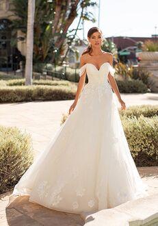 Moonlight Couture H1447 A-Line Wedding Dress
