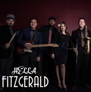 Los Angeles, CA Dance Band | Hella Fitzgerald