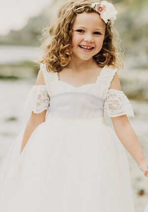 FATTIEPIE Isabelle Flower Girl Dress
