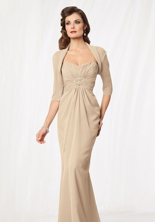 Caterina 8009 Ivory Mother Of The Bride Dress