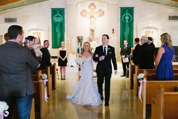 Laura and Alex's Recessional