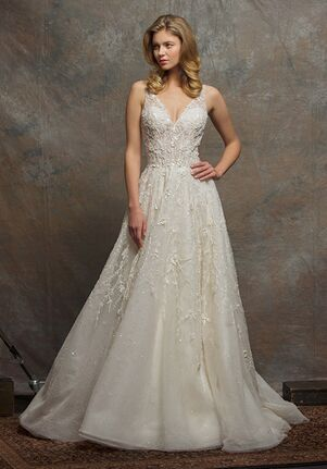 Enaura Bridal Couture ES765 - Regent A-Line Wedding Dress