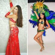 Orange, CA Belly Dancer | Belly and Samba show by Marcella