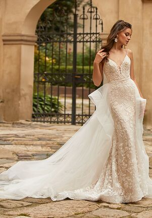 Moonlight Collection J6820 Mermaid Wedding Dress
