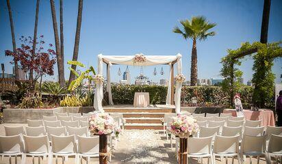 Hotel Maya Reception Venues Long Beach Ca