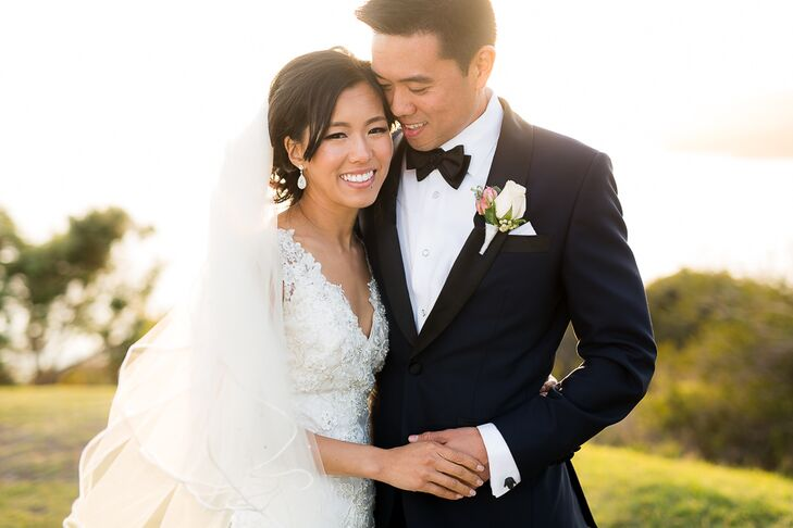 Just weeks into planning their spring wedding, Shannon Kung and Law Lee began their search for their perfect venue before coming across Trump National