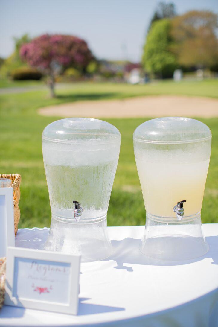 Pre-Ceremony Summer Refreshments