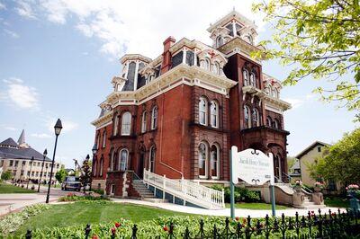 Jacob Henry Mansion Estate