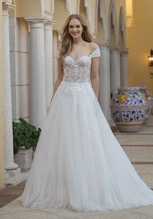 Sincerity Bridal 44076 Ball Gown Wedding Dress