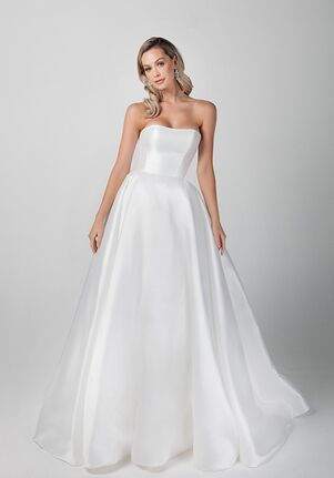 Michelle Roth for Kleinfeld Maine Wedding Dress