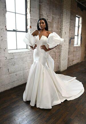 Martina Liana 1266 Mermaid Wedding Dress
