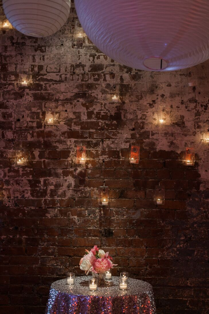 Modern Wedding Reception at 91 Horatio