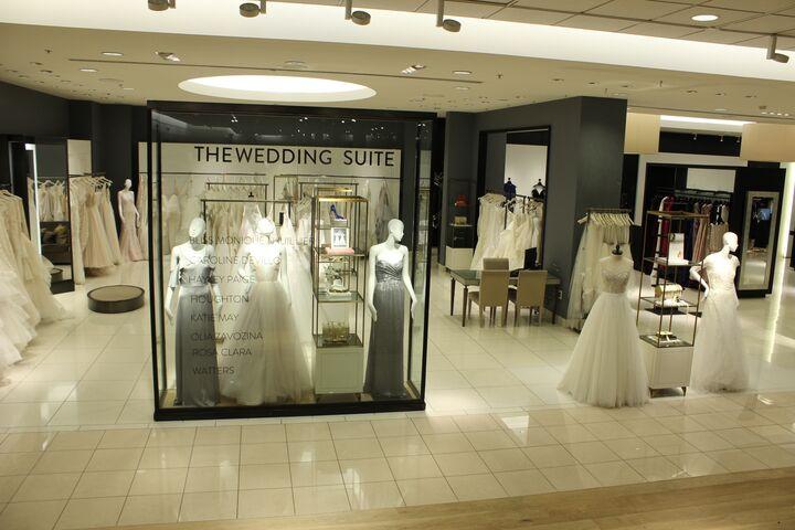 Nordstrom Wedding Suite - Houston - Houston, TX
