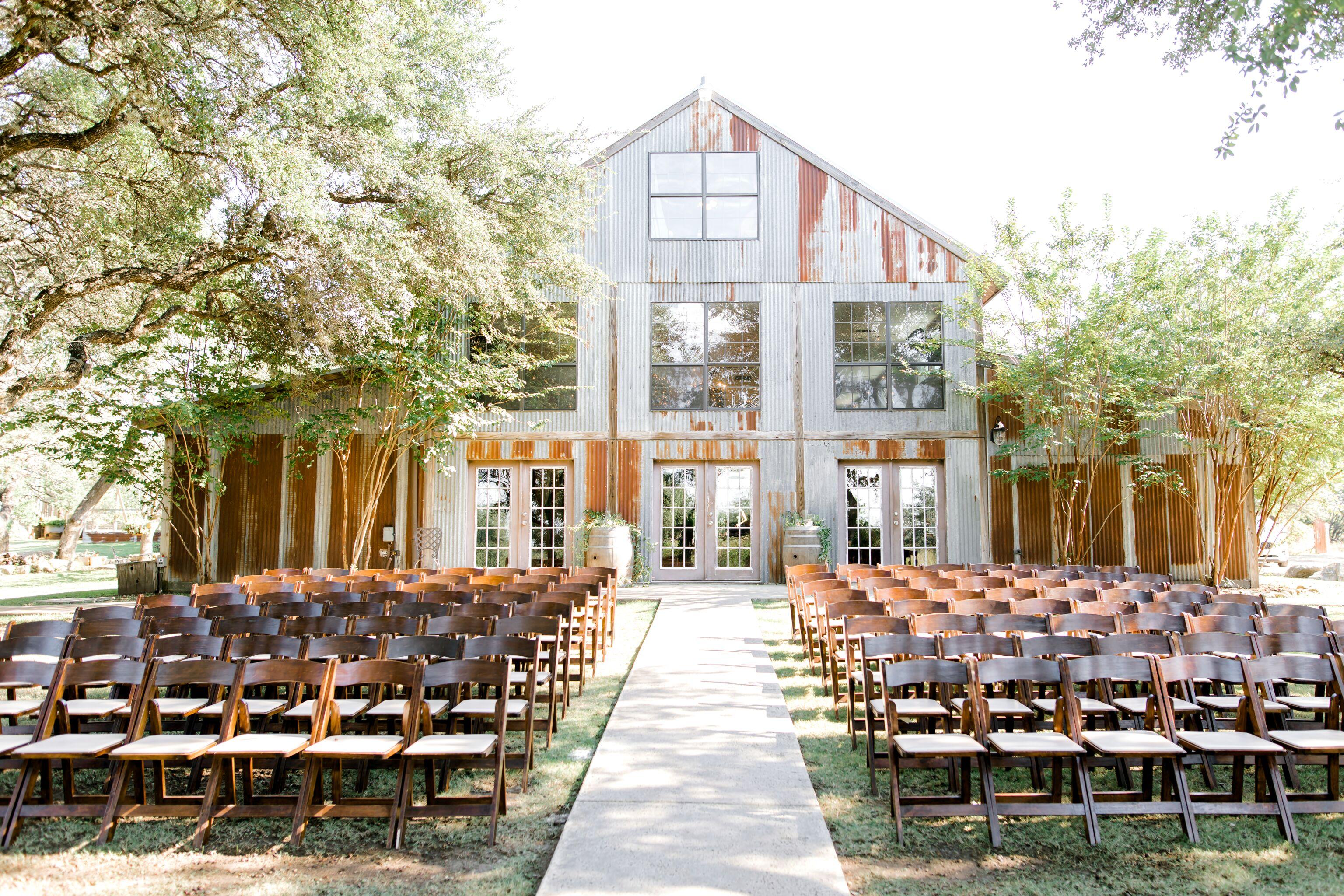Vista West Ranch - Top Dripping Springs, TX Wedding Venue