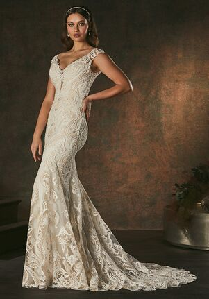 Amaré Couture C157 Corinee Mermaid Wedding Dress