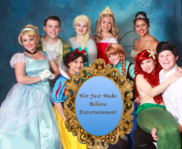 Wichita, KS Princess Party | Not Just Make Believe Entertainment