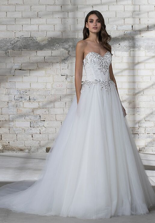 Love By Pnina Tornai For Kleinfeld 14681 Wedding Dress The Knot