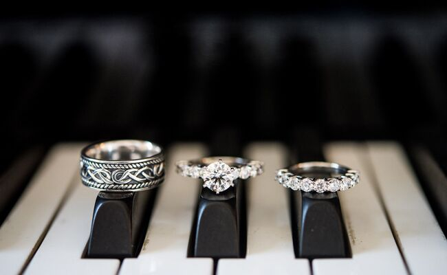 12 Creative Ways To Photograph Your Wedding Rings