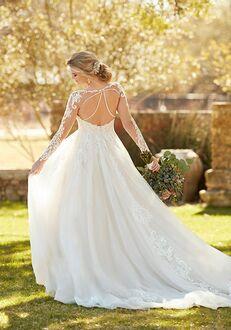 Essense of Australia D2532 Ball Gown Wedding Dress